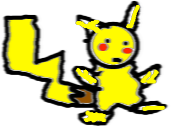 Enemy Pokemon - Pikachu