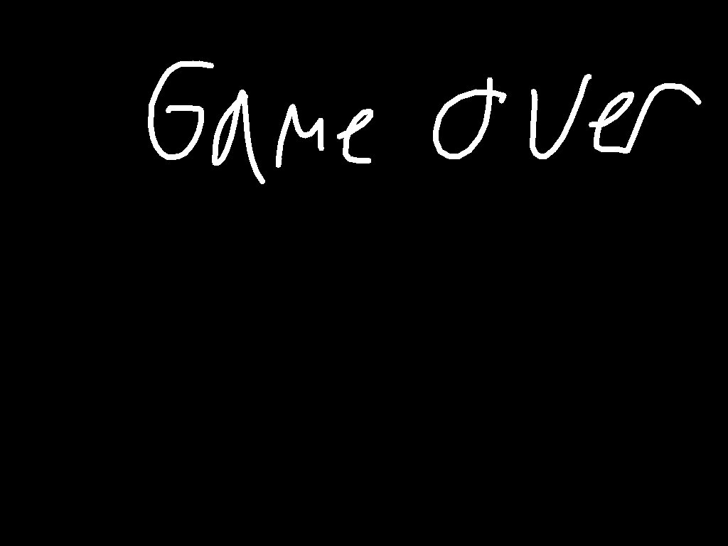 background scene - gameover