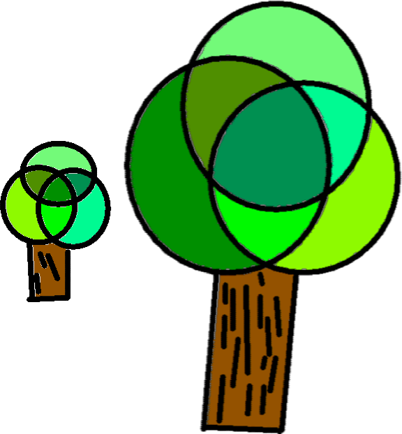 Trees - drawing