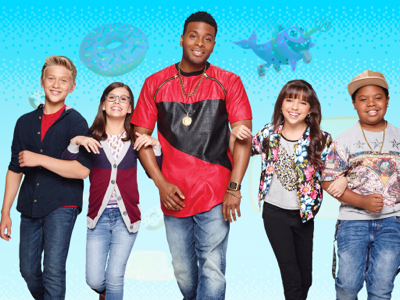 background scene - game shakers