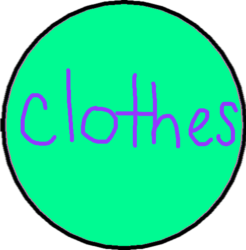 button 6 - clothes button