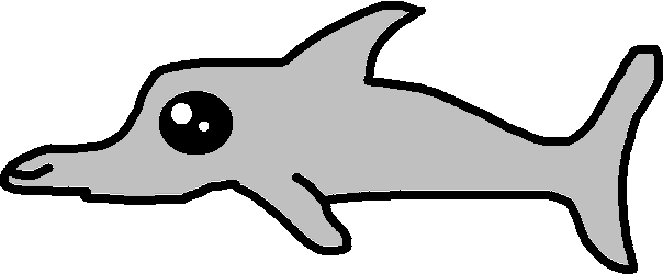 dolphin - drawing copy