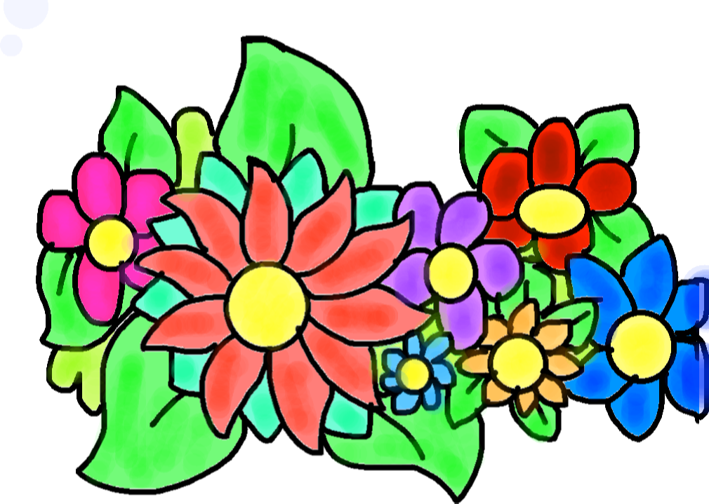 drawing2 - Flower headband