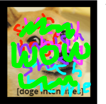 drawing - doge4