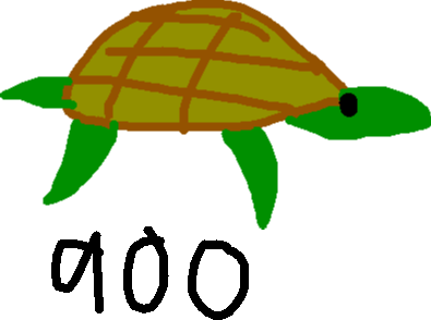 Turtle1 - Walking1