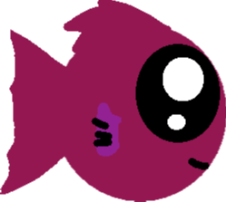 fishie - drawing