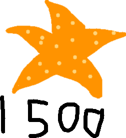 Star fish1 - Walking1
