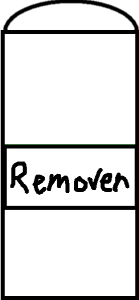 remover - drawing