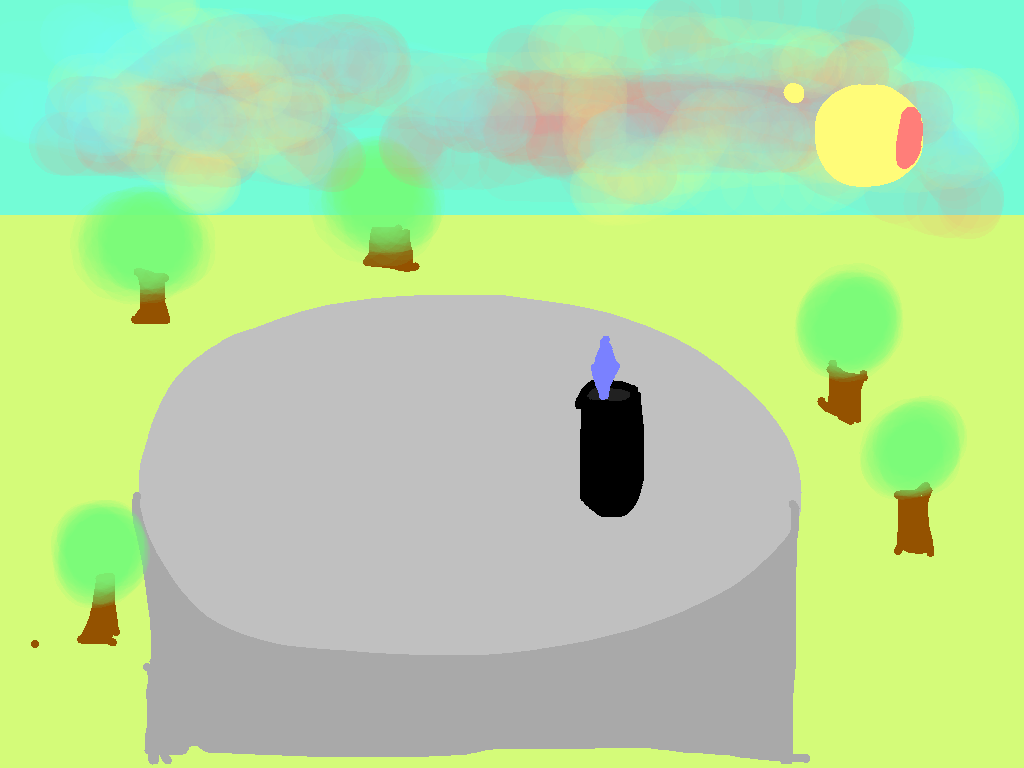 background scene - scene1