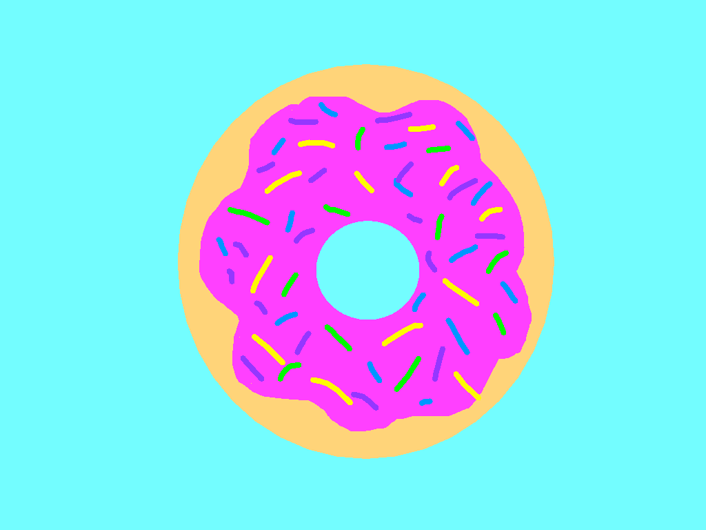drawing8 - DONUT :)