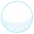 blue ball - Snowball