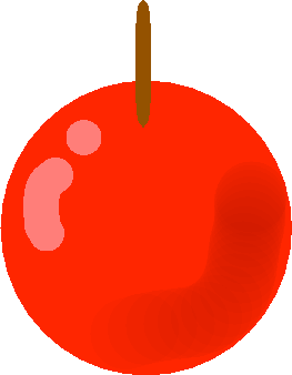 apple - drawing