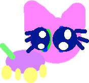 drawing - Cutie Cat