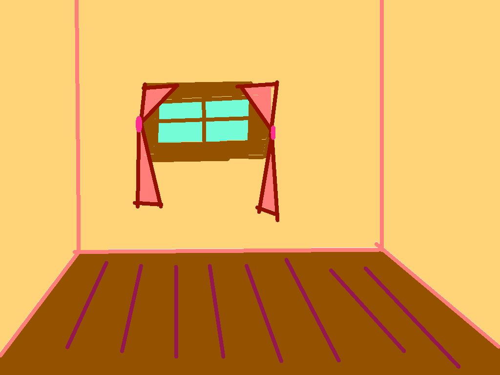 background scene - drawing
