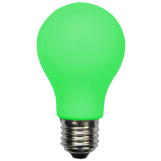 Lightbulb - Green