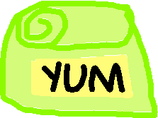 yum yum - drawing