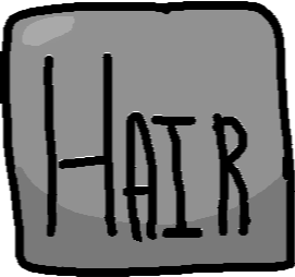 ChangeHairButton - drawing