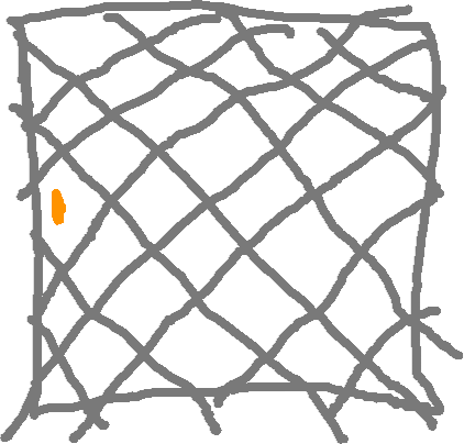 gate - drawing