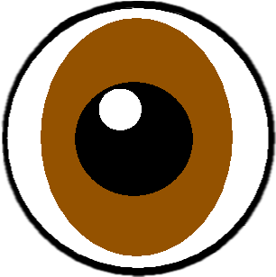 Eye 1 - brown