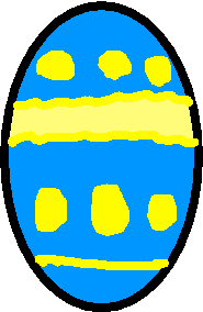 drawing20 - easter egg