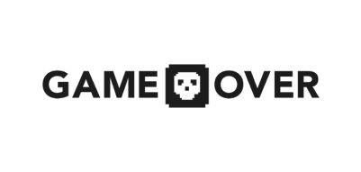game over text - image1