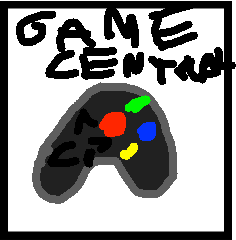 Game Central - drawing