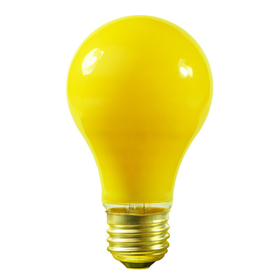 Lightbulb - Yellow