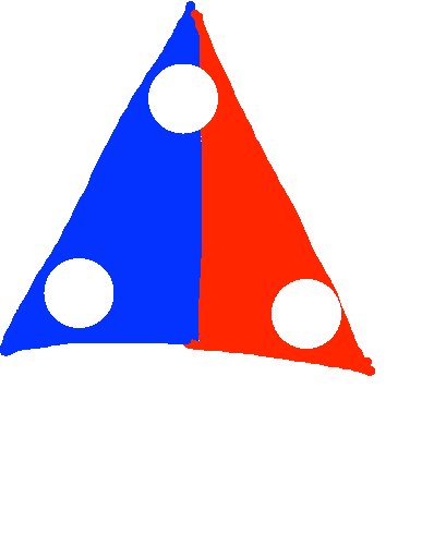 Triominoes - drawing