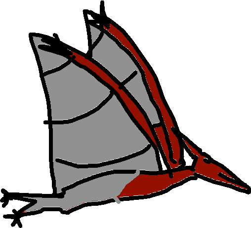 Pteranodon - drawing copy1