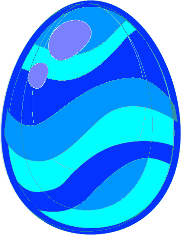 Egg - blue egg copy