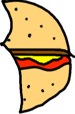 Hamburger - drawing copy copy copy copy
