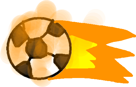 soccer ball - drawing copy