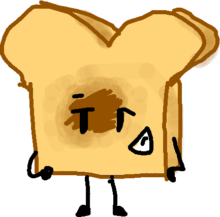 bread - drawing
