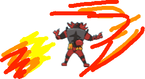 Incineroar111 - Flare Blitz copy