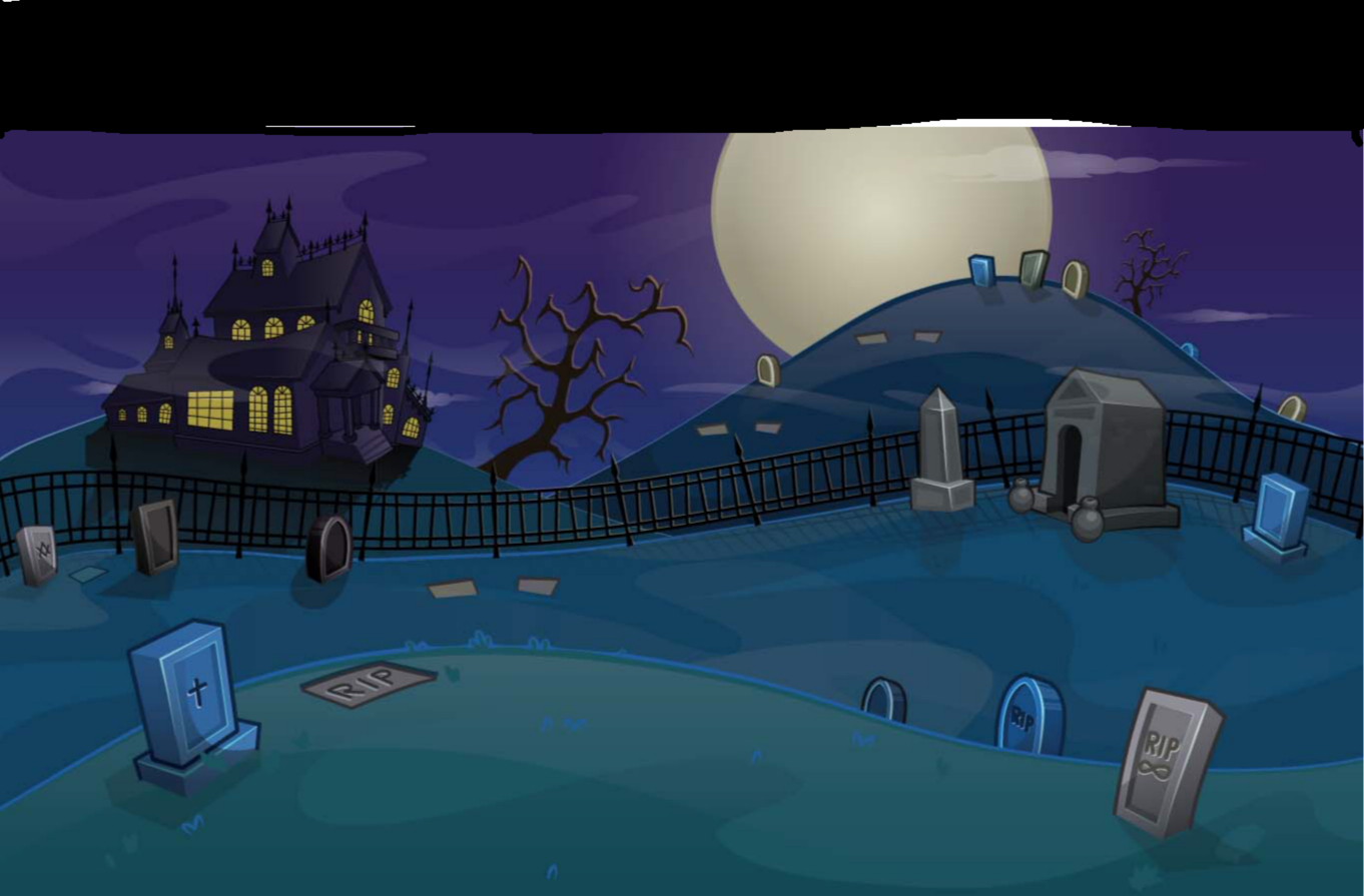 background scene - spooky landscape copy