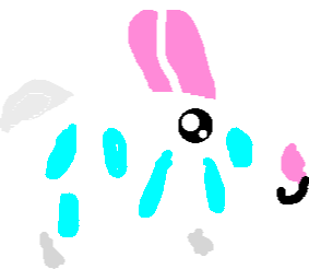bunny - drawing copy 2