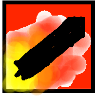 fire rocket button - drawing1