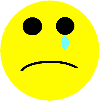 Sad Emoji - drawing