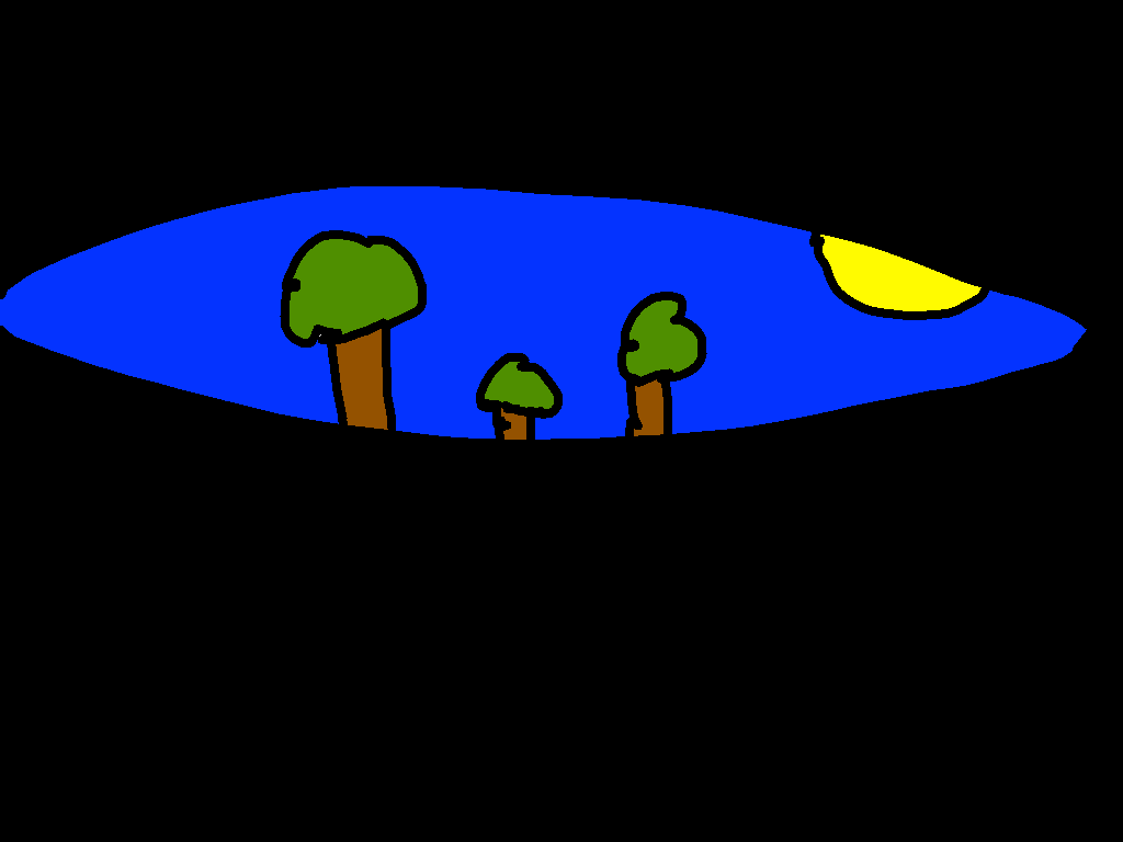 background scene - drawing4
