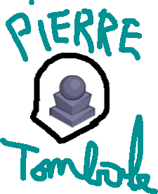 Pierre tombale 3 - Pierre tombale 3