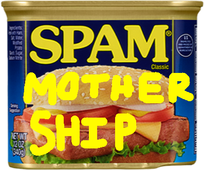 spam invader - image