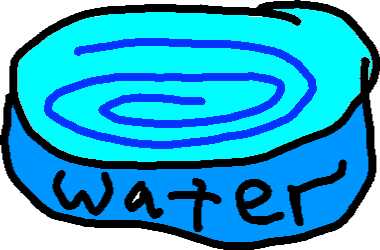 water bowl - drawing copy