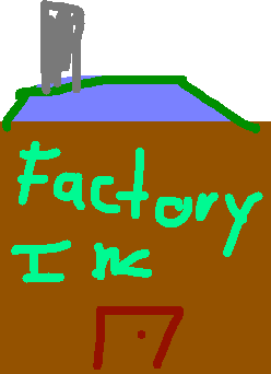 factory - drawing