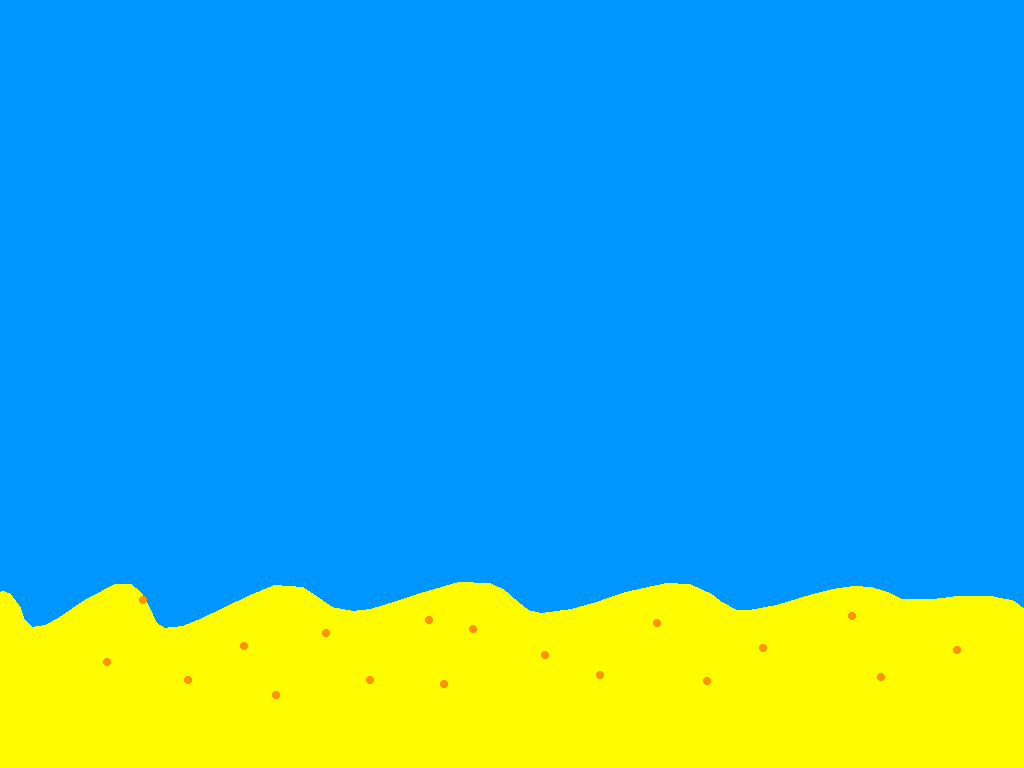 background scene - rock