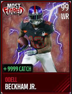 Card Three - Odell