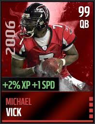 Card Two - Michael Vick