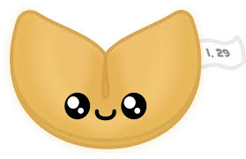 kawaii fortune cookie - kawaii fortune cookie