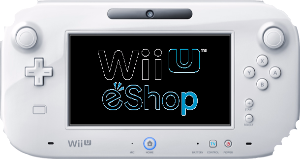 Wii-U-eShop-Logo-on-Wii-U-GamePad - Wii-U-eShop-Logo-on-Wii-U-GamePad