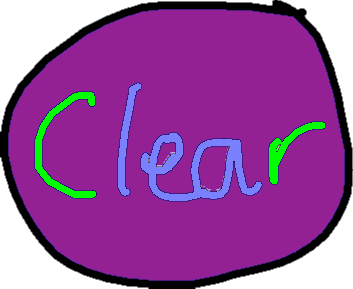 clear - drawing