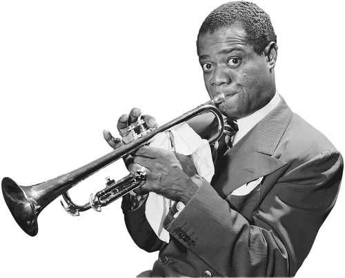 Historical Figures - Louis Armstrong